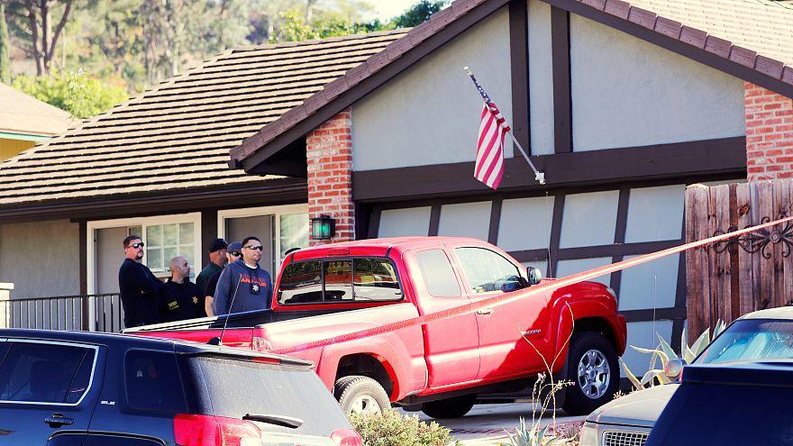 Стрельба в Калифорнии: в штате прошли акции памяти и солидарности