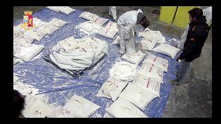 Avrupa polisinin ortak operasyonunda 270 kg eroin ele geçirildi, 2 Türk vatandaşı tutuklandı