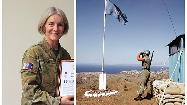 Νέα Διοικητής της ΟΥΝΦΙΚΥΠ η Αυστραλή Cheryl Pearce