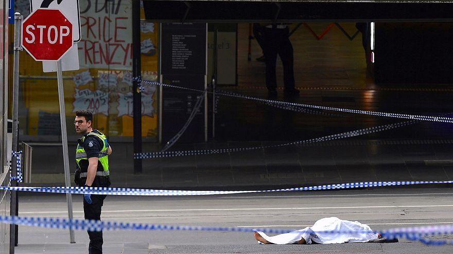 Vítima de ataque terrorista em Melbourne