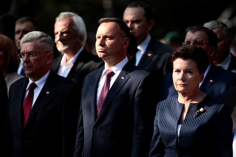 Dawid Zuchowicz/Agencja Gazeta/via REUTERS