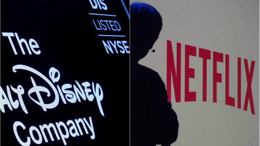 Disney yeni platformu Disney+ ile Netflix'e rakip oluyor