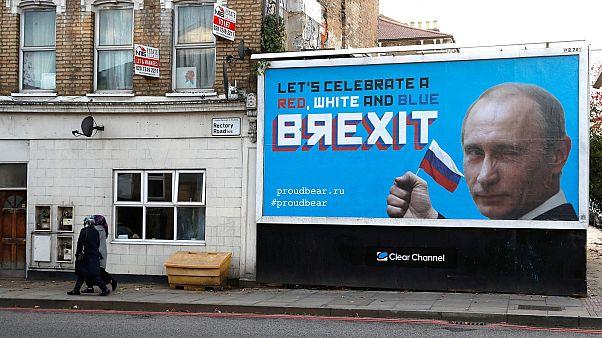 برکسیت؛ «پوتین در خیابانهای لندن»