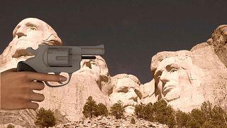Video | ABD'nin her yıl yüzlerce can alan silah terörü