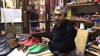 Safranbolu'nun son yemenicisi Erhan usta: Engelim hiçbir şeye engel değil