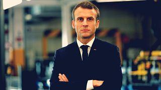 Fransa Cumhurbaşkanı Macron'a hakaret eden bir kişi gözaltına alındı