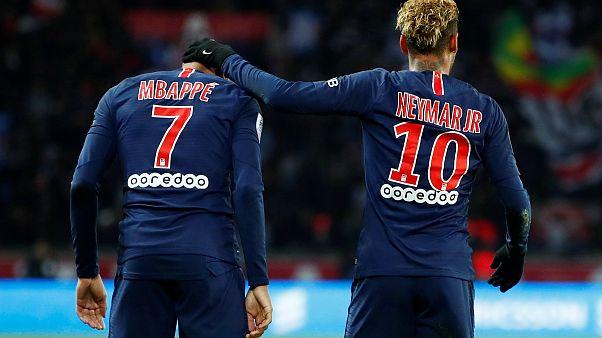 online store cdf18 3c3e0 Why is French football club Paris Saint-Germain racially ...