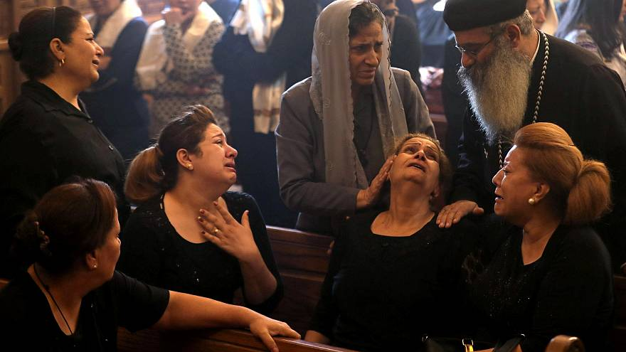 Magyarországra is érkeznek egyiptomi keresztények részben a merényletek miatt