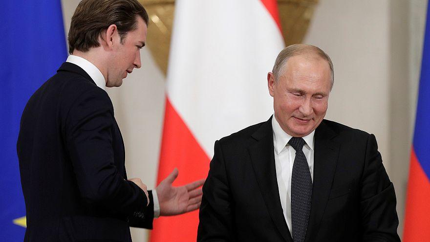 Κρίση στις σχέσεις Αυστρίας – Ρωσίας λόγω...κατασκοπείας!
