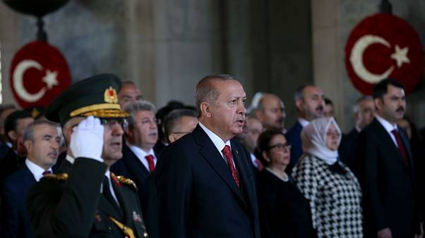 Erdoğan'dan 10 Kasım mesajı: Gazi'nin kurucu vasıflarını çocuklara iyi anlatmalıyız