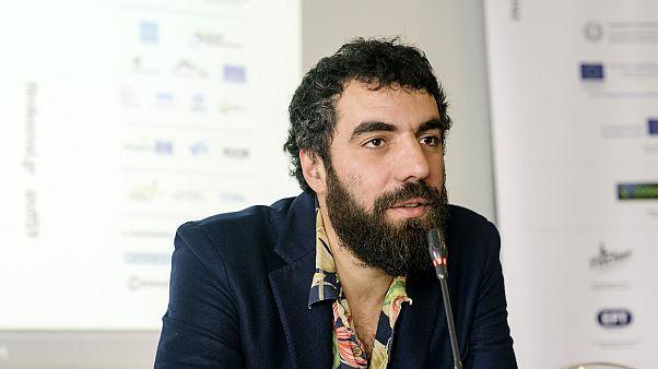 Ο Ρομέν Γαβράς στο euronews