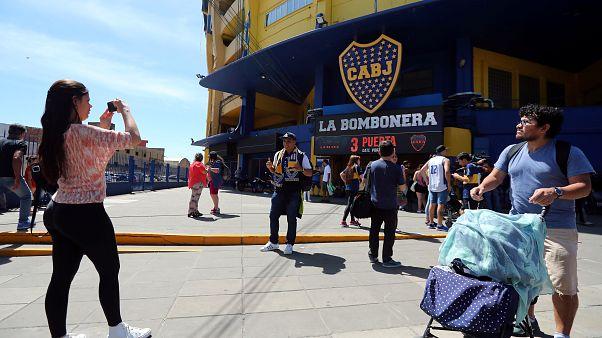 Boca-River: la final marcada en el santoral futbolístico argentino