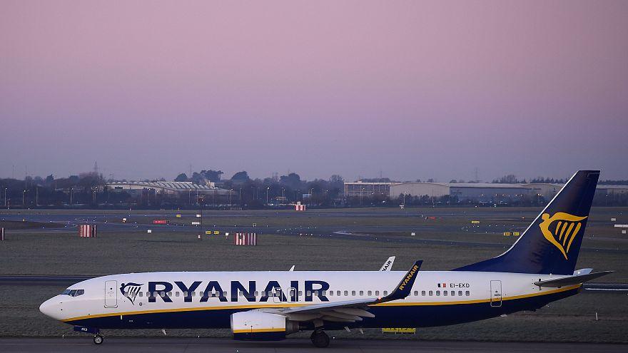 Wegen 525.000 €: Französische Luftfahrtbehörde beschlagnahmt Ryanair-Maschine