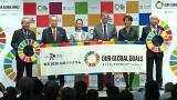 Bill Gates e Tóquio 2020 unem-se em prol do desenvolvimento global