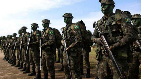 ABD ve Brezilya Amazonların en büyük askeri tatbikatına birlikte katılıyor