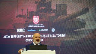 BMC Yönetim Kurulu Başkanı Ethem Sancak