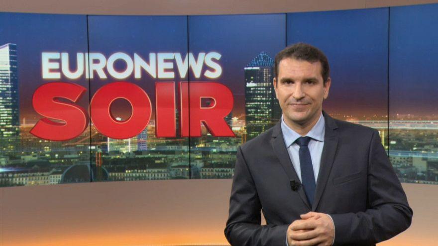 Euronews Soir : l'actualité du 9 novembre