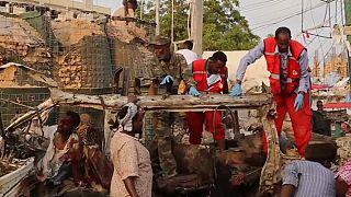 تفجيران انتحياريات في العاصمة الصومالية 09-11-2018