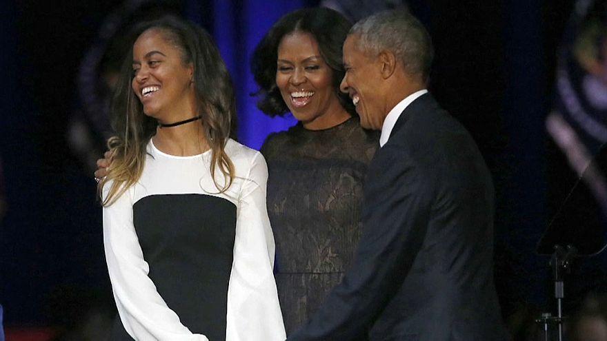 شاهد: عندما شعرت ميشال أوباما بالضياع والوحدة ولماذا ؟