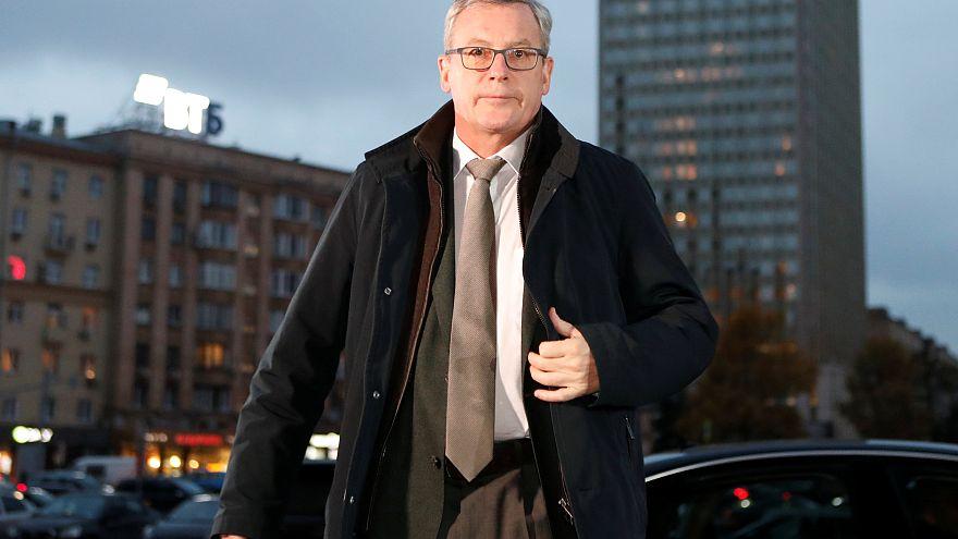 Avusturya'nın Moskova Büyükelçisi Eigner Rus Dışişlerine çağrıldı