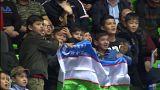 Grande Prémo de Judo de Tashkent: ouro para quatro países e bronze para a portuguesa Joana Diogo