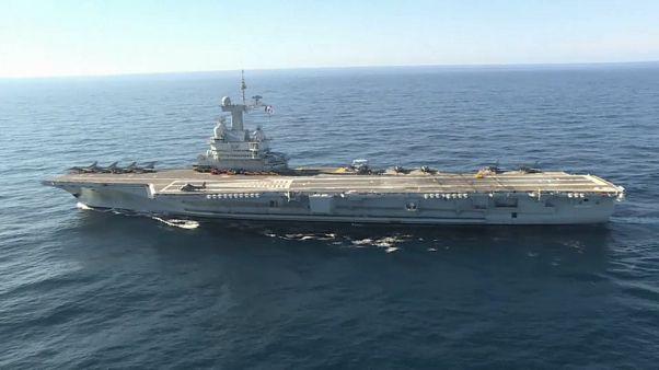 Le Charles-de-Gaulle bientôt de retour sur les mers