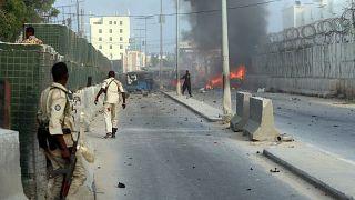 Σομαλία: Πολύνεκρη επίθεση αυτοκτονίας