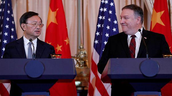 Üst düzey Çin-ABD zirvesi: Sorunlarımız diyalogla çözülebilir