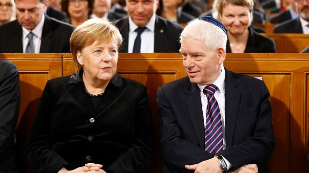 Alemania y Austria recuerdan vigilantes los pogromos nazis