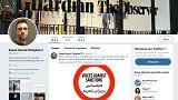 ما سرّ حذف تغريدات من حساب مراسل الغارديان الإيراني وما علاقته بجمال خاشقجي؟