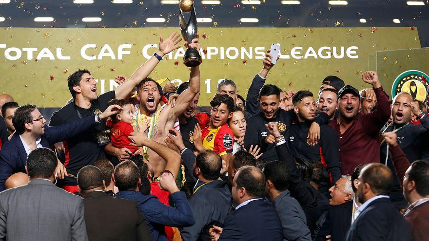 الترجي يتوج بلقب دوري أبطال افريقيا بعد الفوز على الأهلي 3-0