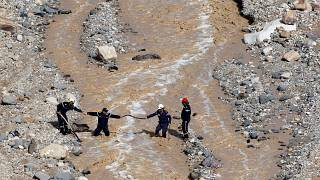 Inundações fazem vítimas na Jordânia e obrigam turistas a fugir de Petra