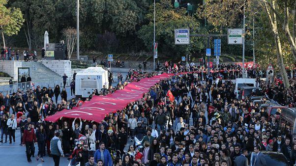 Gazi Mustafa Kemal Atatürk ölümünün 80. yılında tüm yurtta anıldı