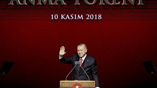 Erdoğan: Hakkari'de 7 evladımız şehit oldu ve 25 yaralımız var