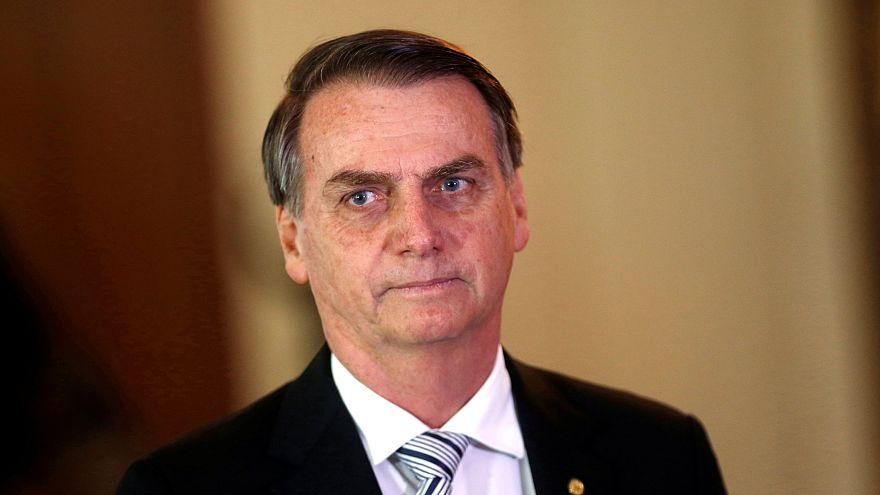 """Bolsonaro diz que Sérgio Moro vai """"pescar corrupção com rede de 500 metros"""""""