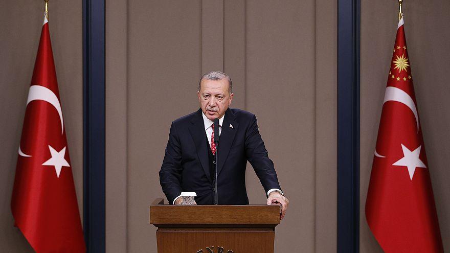 Erdoğan'dan Kaşıkçı açıklaması: Ses kaydını dinlediler