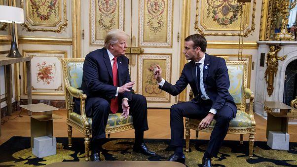 توافق ترامپ و ماکرون پس از رفع سوءتفاهم؛ اروپا باید هزینه دفاعی را افزایش دهد