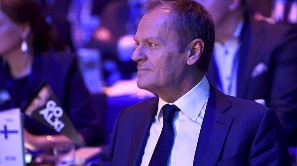Warschau statt Paris: Tusk-Absage an Macron