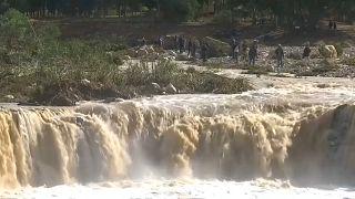 Trágicas inundaciones dejan varios muertos y numerosos desaparecidos en Jordania