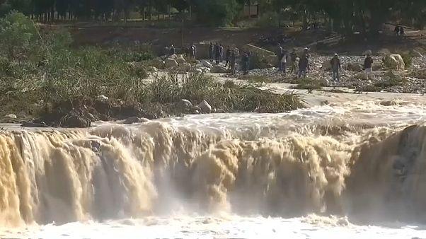 No Comment: Φονικές πλημμύρες στην Ιορδανία
