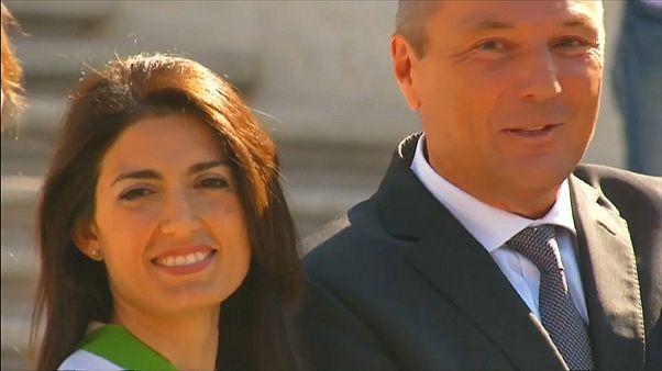 القضاء الإيطالي يبرئ عمدة روما من قضية فساد
