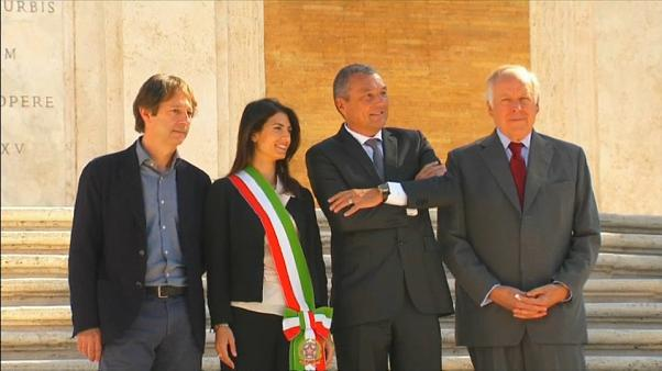 La alcaldesa de Roma queda libre de culpa