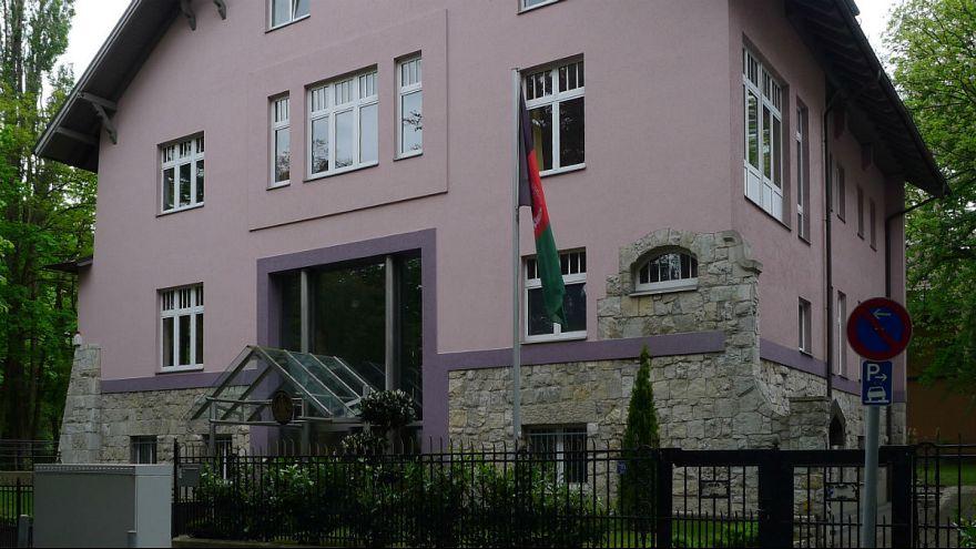دیپلمات بلندپایه افغان از آلمان درخواست پناهندگی کرد