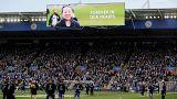 """Фанаты """"Лестера"""" почтили память владельца клуба многотысячным шествием"""