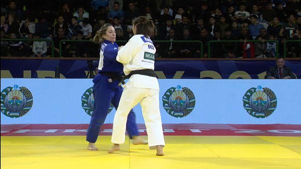 Judo: a Tashkent argento per l'italiana Maria Centracchio