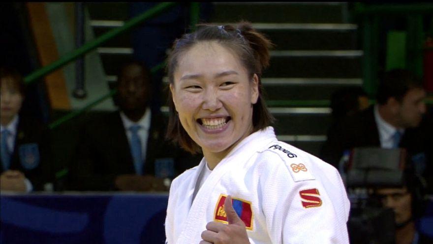 الجيدو: المنغولية بالدورج مانغونشيميغ أفضل رياضية في ثاني أيام جائزة طشقند