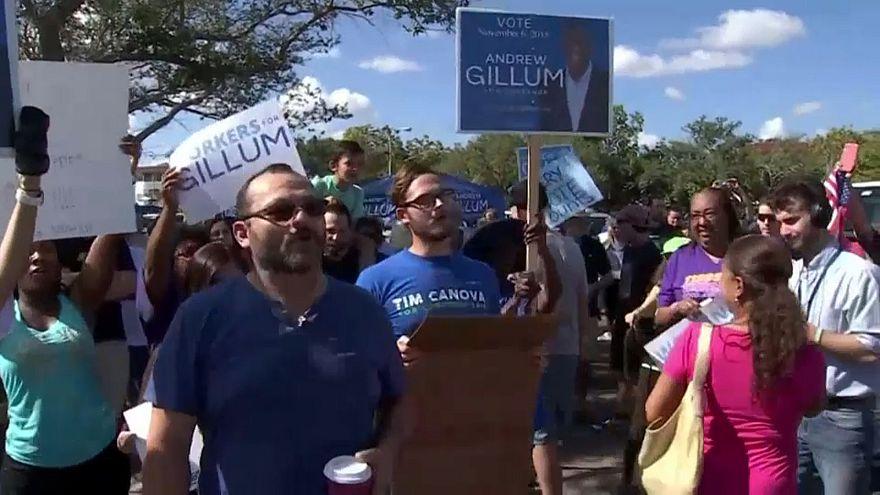 Intercalares: Recontagem de votos na Florida e Geórgia