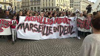 La colère des Marseillais ne s'atténue pas
