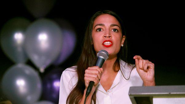 أصغر نواب الكونغرس تنتظر راتبها الأول لعدم قدرتها على استئجار شقة في واشنطن!