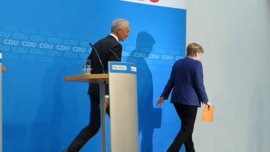 Germania, partita la corsa per il dopo-Merkel